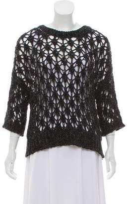 IRO Youssra Macramé Sweater