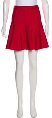 Herve Leger Layla Mini Skirt