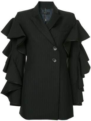 Ellery Babitz Frill Sleeve Jacket