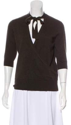 Michael Kors Cashmere-Blend Cardigan w/ Tags