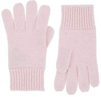 Barneys New York Kids' Cashmere Gloves - Pink