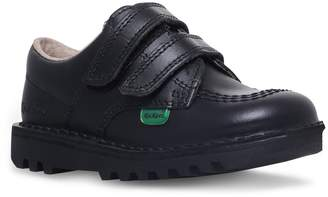 Kickers Leather Shoes
