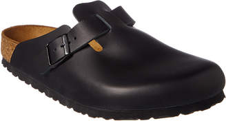 Birkenstock Boston Smooth Leather Clog