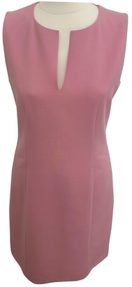Strenesse Pink Wool Dress for Women