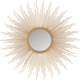 Jla Home Madison Park Fiore Sunburst Large Mirror