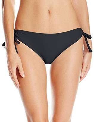 Next Women's Good Karma Tubular Tunnel Pant Bikini Bottom $23.15 thestylecure.com