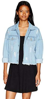 UNIONBAY Women's Morrisey Denim Jacket