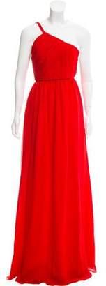 Lanvin One Shoulder Evening Dress w/ Tags