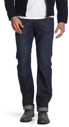 Hudson Jeans Byron Five Pocket Straight Leg Jeans