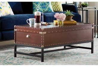 Trunks Trent Austin Design Aztec Trunk Coffee Table