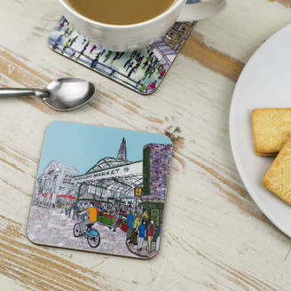 Emmeline Simpson Borough Market London Coaster