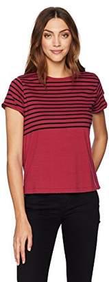 Lucky Brand Women's Stripe TEE