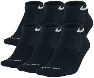 Nike 6-pk. Dri-FIT Low-Cut Socks - Men
