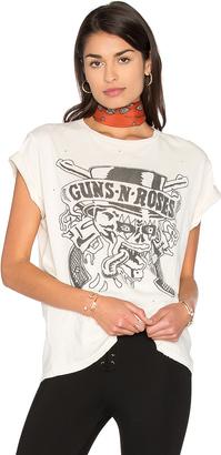 Madeworn Guns N' Roses Tee $160 thestylecure.com