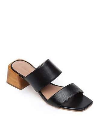 aebe507a4ae818 Bernardo Leather Women s Sandals - ShopStyle
