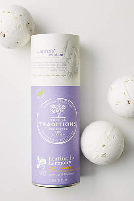 Treets Traditions Healing in Harmony Bath Fizzers