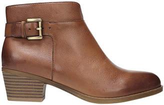 Naturalizer Wanya Saddle Tan Boot