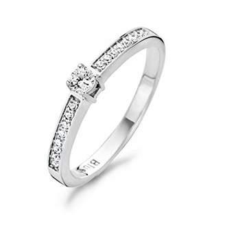 Blush Lingerie Women Cubic Zirconia Ring -Size M 11459WZI/52