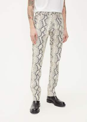 Alyx Cage Leather Pant