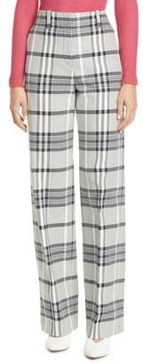 HUGO Overlay Check Pants