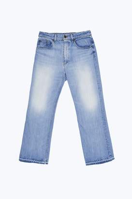 CONTEMPORARY Cropped Leg Stitch Jeans