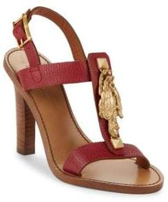 Valentino Open Scarlet Sandals