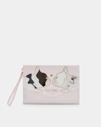 Ted Baker NELEEN Cotton Dog pouch