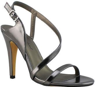 Michael Antonio Raspy-Met Womens Heeled Sandals