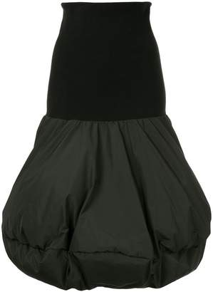 Rundholz Black Label loose flared skirt