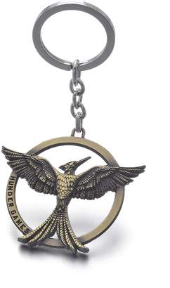 REINDEAR The Hunger Games Movie Catching Fire Mockingjay Metal Keychain Keyring US Seller (Style Bronze w/ Gift Box)