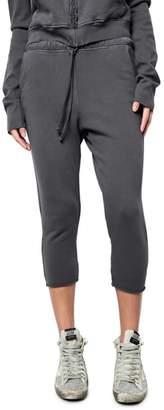 Frank And Eileen Raw Hem Crop Sweatpants