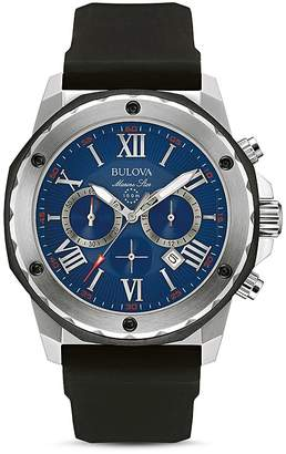 Bulova Marine Start Watch, 44mm