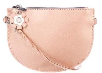 Zac Posen Metallic Crossbody Bag