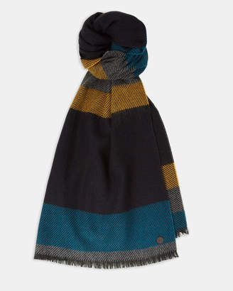 Ted Baker HELSTON Striped scarf