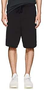 James Perse Men's Y/osemite Jersey Drawstring Shorts - Black
