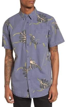 Globe Pointer Woven Shirt