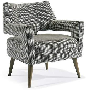 One Kings Lane Hunter Modern Accent Chair - Black