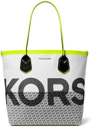 MICHAEL Michael Kors Carolina Large Logo Tote Bag