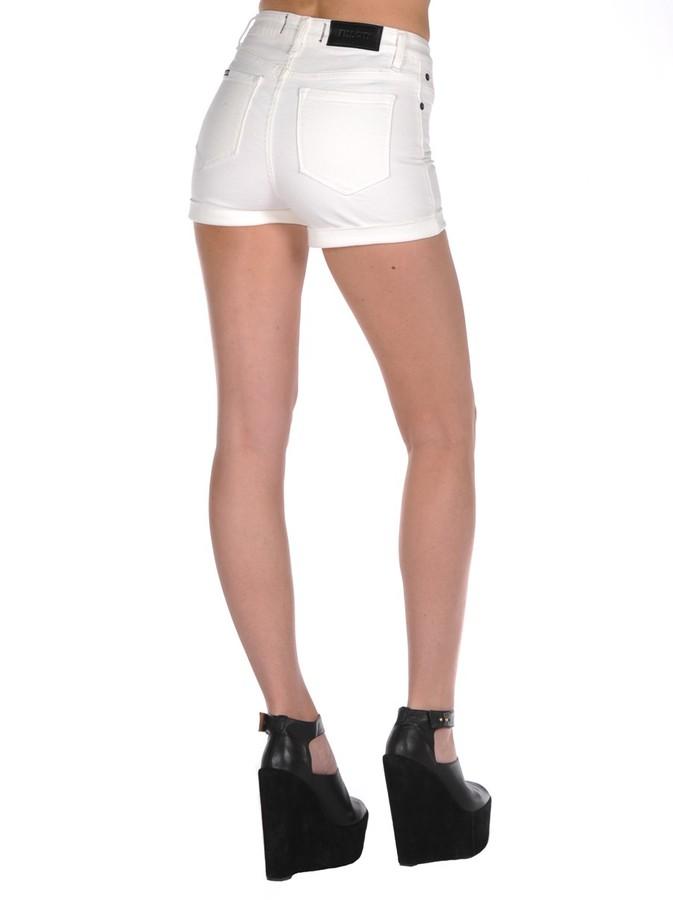 Kill City Roll Up Denim Shorts
