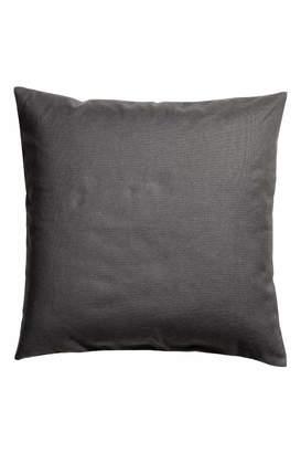 H&M Cotton Canvas Cushion Cover