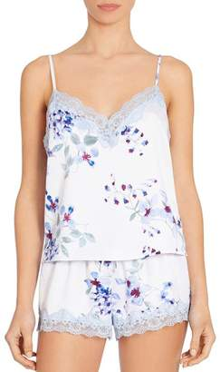 Jonquil In Bloom by Floral Satin Pajama Set