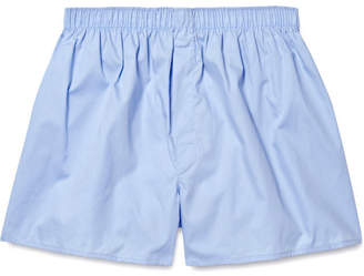 Sunspel Cotton Boxer Shorts