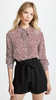 ANINE BING Holly Blouse