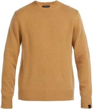 Rag & Bone Haldon Cashmere Sweater - Mens - Camel