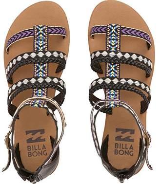 Billabong Women's Seas The Day Gladiator Sandal