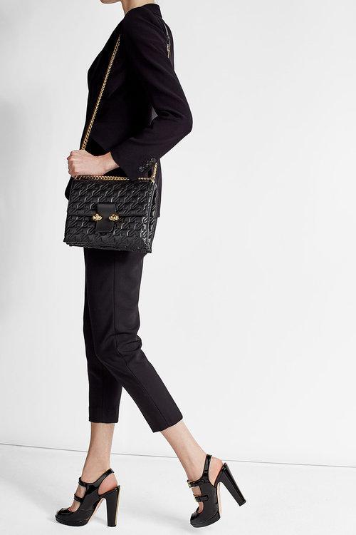 Alexander McQueenAlexander McQueen Leather Shoulder Bag