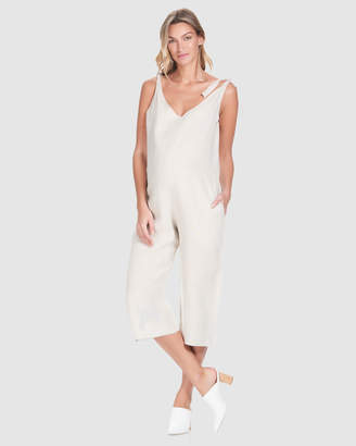 Soon Linen Jumpsuit
