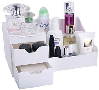 Mantello Makeup Organizer Vanity Organizer with Drawers