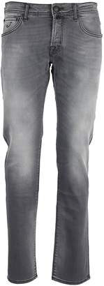 Jacob Cohen Classic Fitted Jeans
