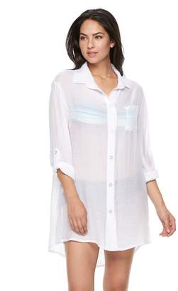 Apt. 9 Women's Shirt Cover-Up
